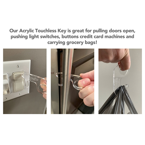 Touchless Key tag